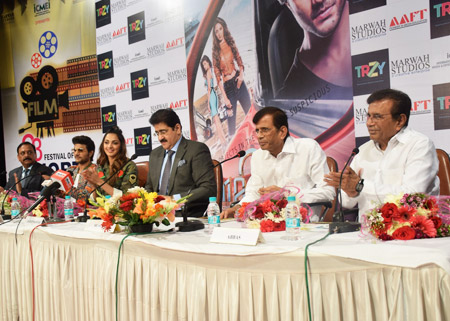 26th Year of Marwah Studios Celebrated