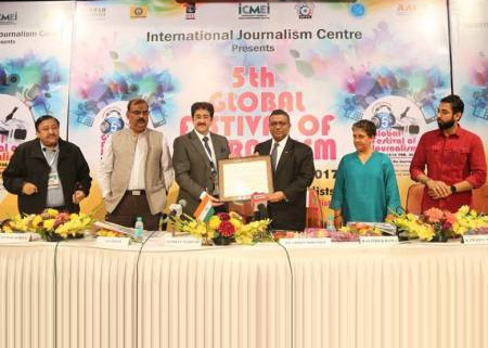 Sandeep Marwah Nominated Chairperson of IMFCF
