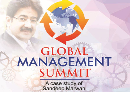 Global Management Summit on 17th March at Noida